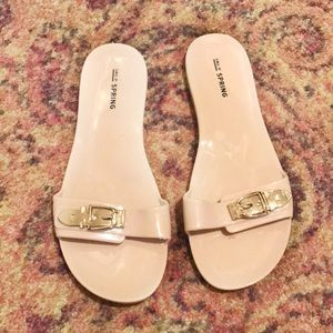 Call It Spring Jelly Sandals